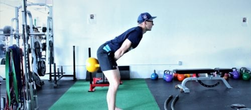Kettlebell Fundamentals: Two Handed Swing