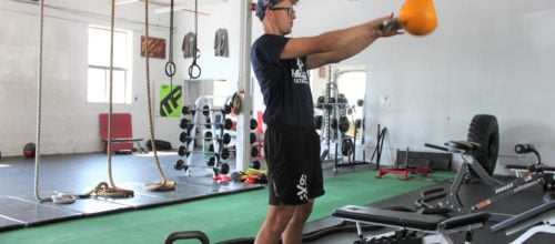 Kettlebell Fundamentals: The Single Arm Swing