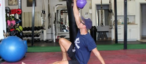 Kettlebell Fundamentals – Part 4 of 4 -Kettlebell Clean